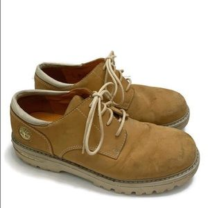Mens Size 12 Timberland Shoes Wheat Short Boots